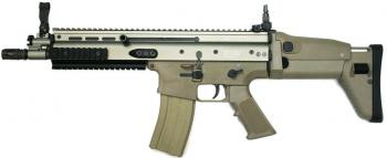 SCAR L TAN BLOWBACK WE